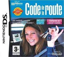 Jeu Code de la Route Edition 2008 Nintendo DS