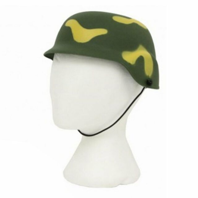 Action Mission Children's Army Toy Helmet - Great for Playing or Fancy Dress