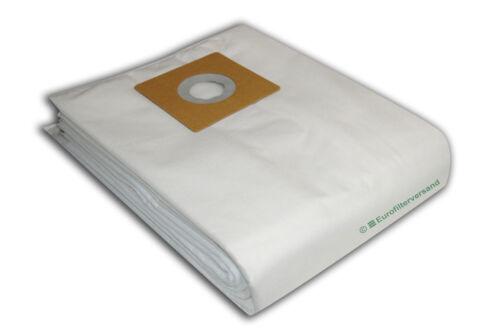 5 Vlies Staubbeutel für Kärcher NT 70//2 Professional Staubsaugerbeutel Filter
