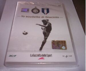 COFANETTO-DVD-SCUDETTO-GIACINTO-INTER-CAMPIONE-D-039-ITALIA-2006-07-VOLUME-2-NUOVO