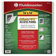 Haron FLUIDMASTER ACCESS PANEL 14''×14'' Simple Click Fit USA Made Aust Brand