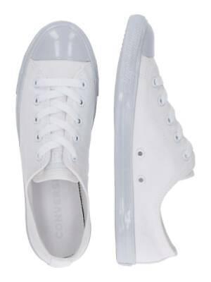 Converse Chuck Taylor All Star Dainty Gloss Glitter Women White Shoes 563475c | eBay