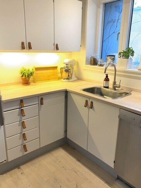 lejlighed byttes, 1366, Nansensgade 29 90 m2