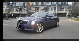 2013 Cadillac ATS Base