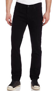 NEW LEVI S STRAUSS 511 MEN S ORIGINAL SLIM FIT JEANS PANTS BLACK 511 ... b839269c853