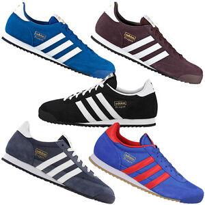 Das Bild wird geladen adidas-Originals-DRAGON-Herren-Sneaker-Schuhe- Sportschuhe-Retro-