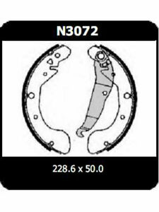 Protex-Brake-Shoes-N3072