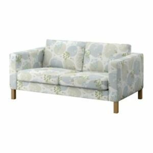 Pleasant Details About New Ikea Karlstad 2 Seat Loveseat Cover Slipcover Gronvik Multicolor Floral Evergreenethics Interior Chair Design Evergreenethicsorg