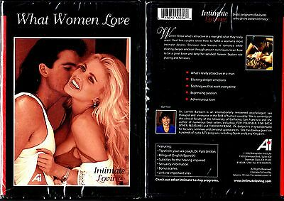 What Women Love - Intimate Loving - Self-Help DVD