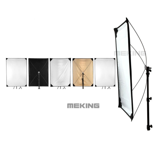 Light Control Panels System w/ fabrics  5-in-1 Light Photo Reflector 28-40inch