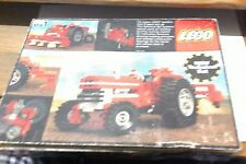 ULTRA RARE LEGO 851 BOX AND LOADS OF DIECAST CARS VINTAGE