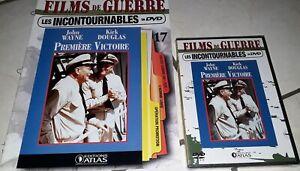 NEUF-SCELLE-DVD-FILMS-DE-GUERRE-PREMIERE-VICTOIRE-FASICULE-OFFERT