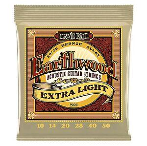 Ernie-Ball-Acoustic-Guitar-Strings-Earthward-2006-80-20-BRONZE-Extra-Light-10-50