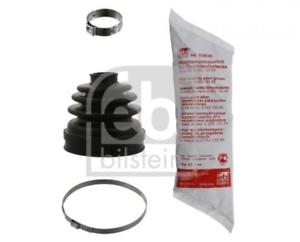 Faltenbalgsatz Antriebswelle für Radantrieb Vorderachse FEBI BILSTEIN 38343