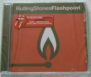 FLASHPOINT  LIVE - THE ROLLING STONES  (CD) NEUF SCELLE