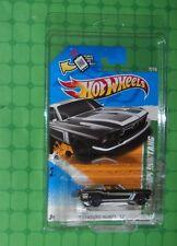 2012 Hot Wheels Regular Treasure Hunt #57 - '67 Custom Mustang