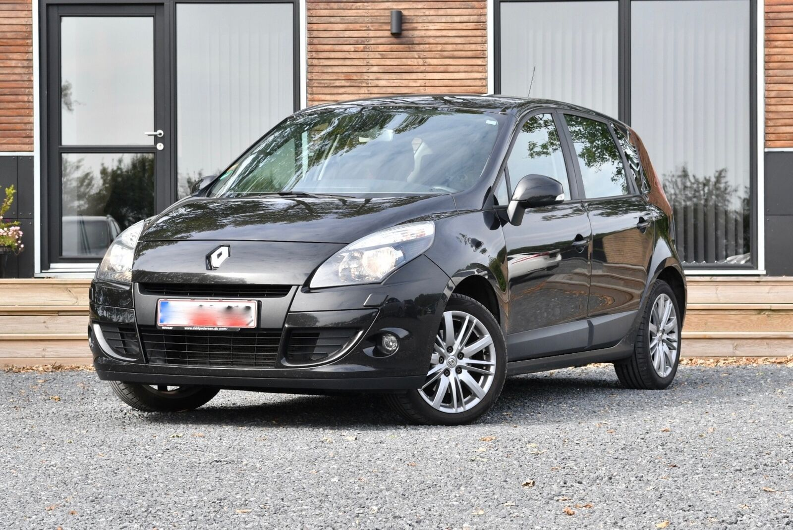 Renault Scenic III 1,9 dCi 130 Expression 5d