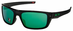 Oakley-Drop-Point-Sunglasses-OO9367-0460-Black-Ink-Jade-Iridium-Lens