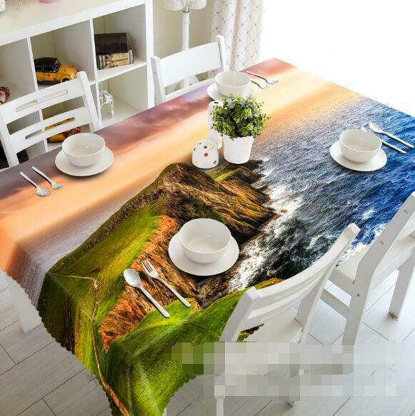 3D Sky sea 835 Tablecloth Table Cover Cloth Birthday Party Event AJ WALLPAPER AU