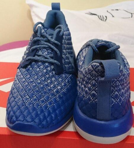 Royal al Uk Bnib Flyknit agua Nike Zapatillas mujer 5 Two deporte Blue Repelente 365 Roshe para de 81qZIq