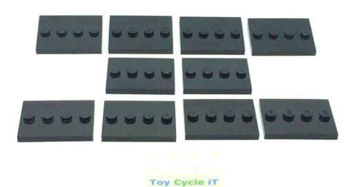 6 4 S 1 8 9 Part 88646 3 5 7 LEGO 10 x Series Minifigure Base Plates 2