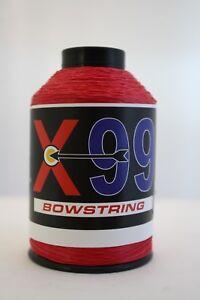 Tan 1//4lb BCY X99 Bowstring Material Bow String Making