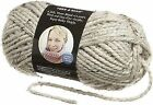 Lion BRAND Yarn Company 1-piece Wool-ease Thick and Quick Oatmeal
