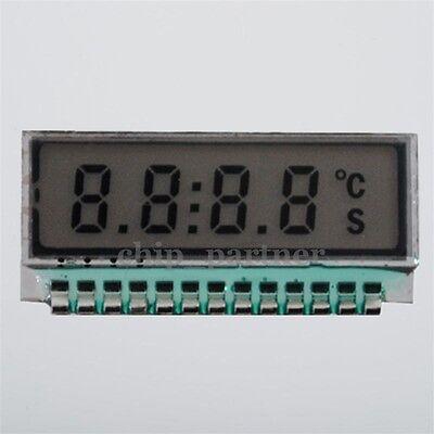 GDC0209 4-Bit LCD Display Module Digital 6 O'Clock Metal Pin 2.5V Small Size LED