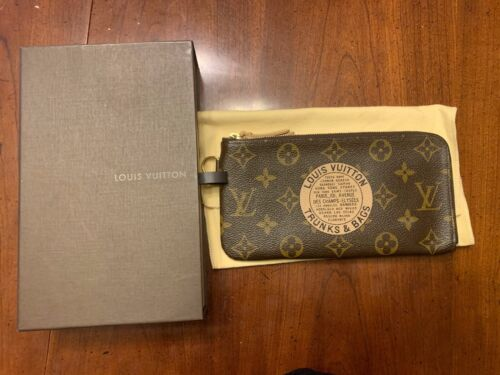 Authentic Louis Vuitton Monogram Complice Trunks &