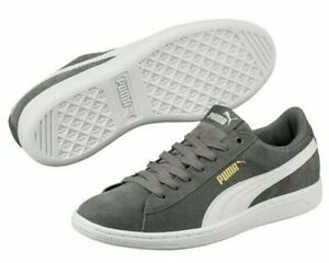 PUMA Ladies/' Vikky Suede Shoe Athletic Sneakers Pick Color and Size