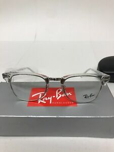 RAY-BAN-NEW-Clear-Orb4101-710