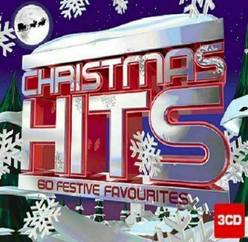 Christmas Hits by Various Artists (CD, Nov-2006, 3 Discs, Sony Music...