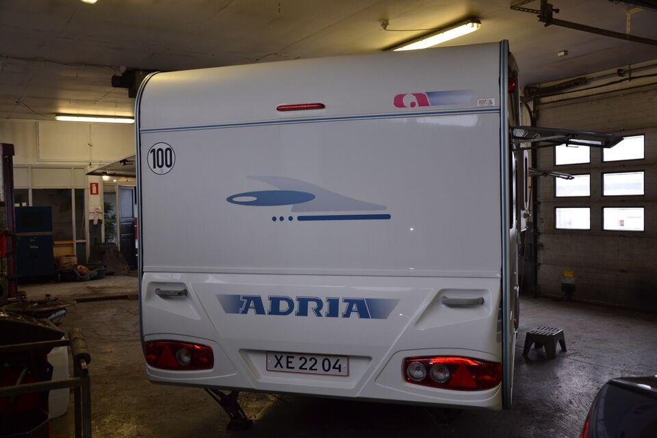 Adria ADRIA ADORA 512 UP, 2007, 1050 kg egenvægt