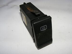 AUDI-A6-C4-Interruptor-calefaccion-LUNETA-TRASERA-4a0941503g