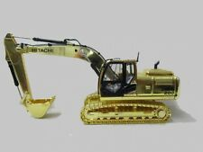New! Hitachi Excavator ZX200-5B Japan Limited model Ver.Gold 1/50 f/s from Japan