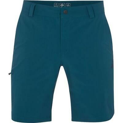 McKinley Herren-Wander-Trekking-Outdoor-Bermuda-Short Geary II blau
