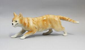 9942182-ds-Wagner-amp-Apel-Porcelain-Figurine-Cat-Red-Mackerel-Tabby-28x10cm