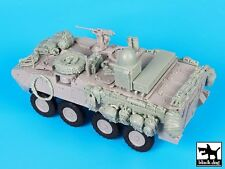 Black Dog 1/35 US M1126 Stryker WIN-T Inc.2 Set w/Equipment (Trumpeter) T35146