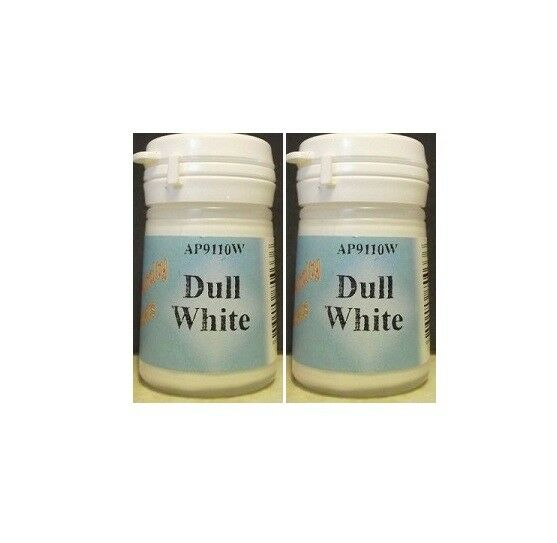 Admiralty Water Based Paints For Model Boats Ap9110w Blanc Terne 18 Ml 2 X18ml Prix RéDuctions