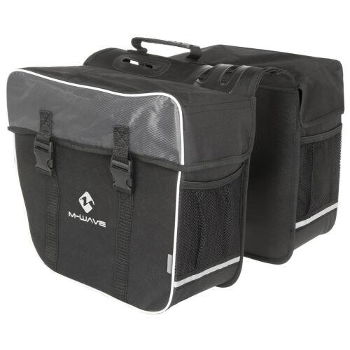 M-Wave 2-Fach Gepäcktasche DAY TRIPPER 122315