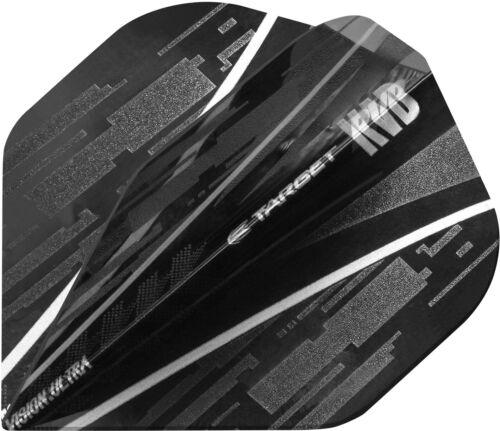 12 TARGET Dart Flights Flys Flügel Flyer Dartflights Standard Spieler No2 100 my