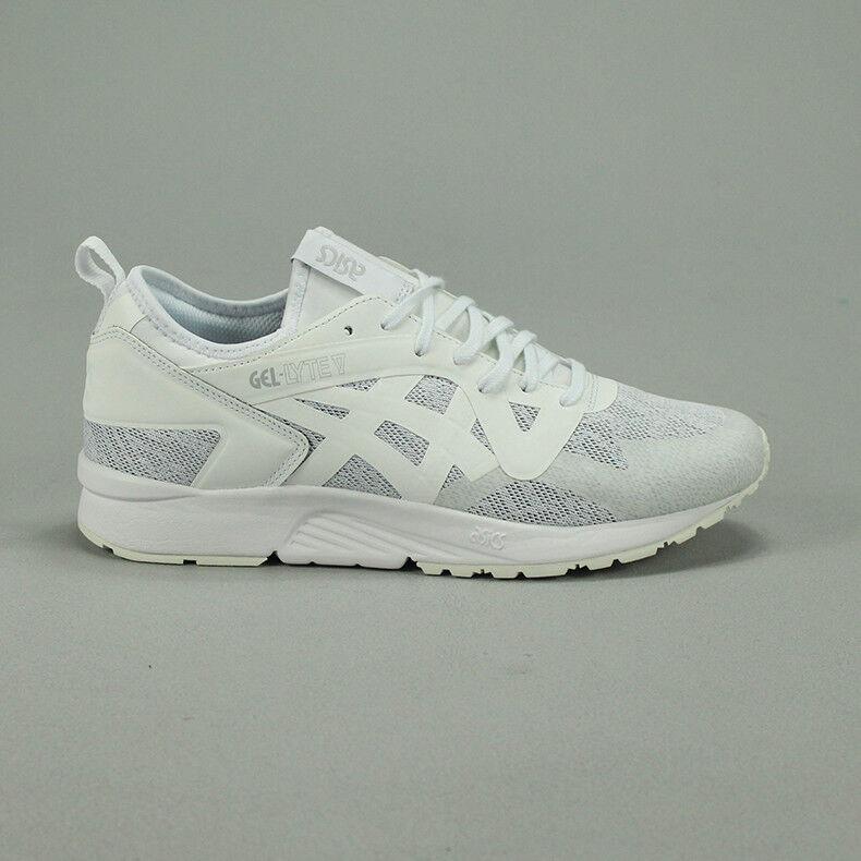 Asics Gel Lyte V NS shoes – White White New in box UK Size 7,8,9