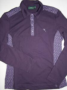 36 Chervo Nouveau Shirt Longsleeve Taille Purple Sport's rTOTY4WqX