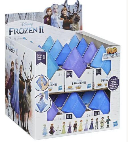 Disney Frozen 2 Pop Adventures Series 1 Surprise Blind Bag Crystal Lot Of 3