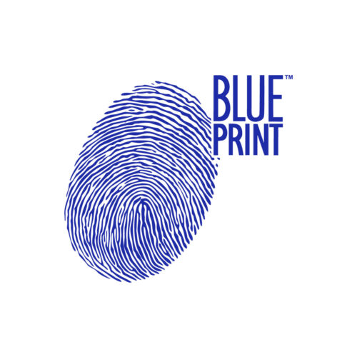 1x blue print bras de suspension-adk88613
