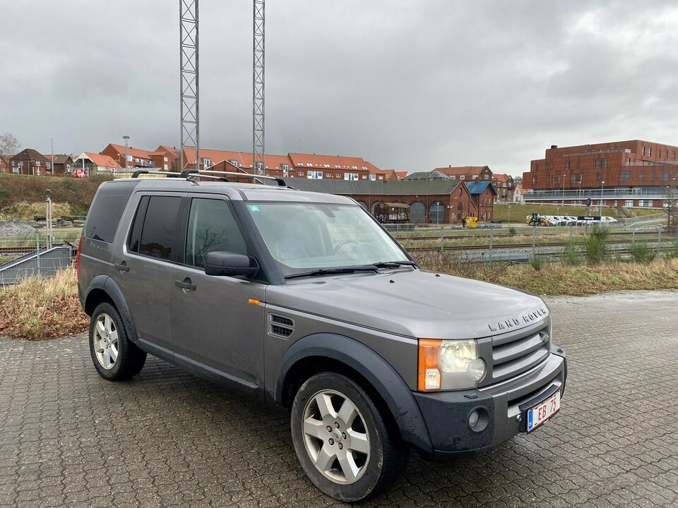 Land Rover Discovery 3, 2,7 D HSE aut. 7prs, Diesel