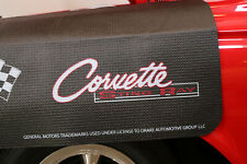 Chevrolet Corvette C2 Stingray Black Fender Gripper Cushion Fender Cover Fg2011