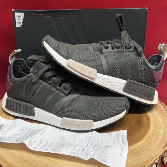 Womens Adidas NMD R1 Boost Runner Yeezy Nomad Sneakers New