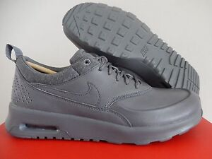Details about WMNS NIKE AIR MAX THEA PINNACLE COOL GREY GREY MATTE SZ 8 [839611 003]