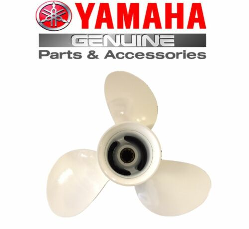 "9 7//8/"" x 11.25/"" Type F Yamaha Genuine Outboard Propeller 20//25//30 HP"
